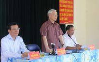 Tổng Bí thư Nguyễn Phú Trọng thăm và làm việc tại tỉnh Điện Biên