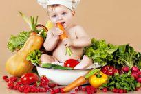 Thực đơn dinh dưỡng cho bé 7 tháng tuổi