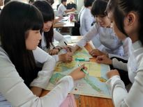 Cách dạy học Địa lý cực hiệu quả với phương pháp sơ đồ hóa