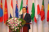 Khai mạc Olympic Sinh học Quốc tế lần thứ 27 tại Việt Nam