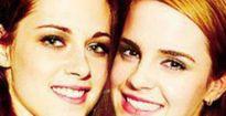Cuộc sống khác biệt của Kristen Stewart và Emma Watson