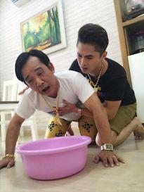 Nghệ sỹ Quang Tèo bị ca sỹ Du Thiên đầu độc?