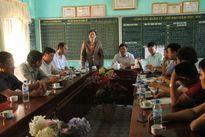 Tiếp bài, Huyện Nghi Xuân (Hà Tĩnh): Chính quyền làm khó, công trình từ thiện phải 'đắp chiếu' Công trình từ thiện đã được tiếp tục thi công