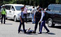 Đấu súng tại trung tâm tài chính Kazakhstan