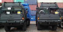 Tính năng ưu việt của xe đầu kéo hạng nặng vừa cập cảng Việt Nam