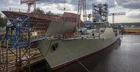 Quân chủng Hải quân thành lập và huấn luyện 2 kíp tàu Gepard mới