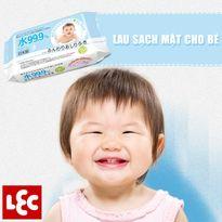 Mách mẹ 12 cách sử dụng giấy ướt hữu dụng cho bé yêu