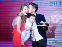 Khánh Thi khóc vì hạnh phúc khi Phan Hiển công khai nói yêu cô