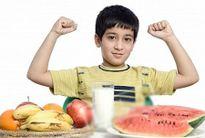 Thực đơn dinh dưỡng cho bé 6 tuổi