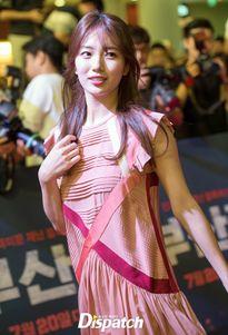Kết quả của chạy show, đóng phim, đi sự kiện nhiều là một Suzy gầy tong teo