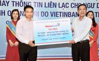VietinBank trao hơn 20 tỷ đồng an sinh xã hội cho tỉnh Quảng Trị