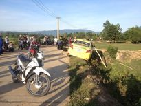 Đà Nẵng: Tài xế taxi nằm chết trên đường với nhiều vết đâm