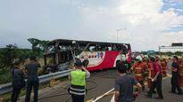 26 du khách Trung Quốc thiệt mạng vì xe bus Đài Loan bốc cháy
