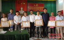 Con Cuông: Truy tặng danh hiệu Bà mẹ Việt Nam Anh hùng