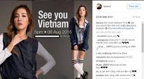 Sandara Park của 2NE1 sẽ đến Việt Nam vào tháng 8
