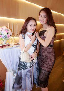 Vắng bóng chồng, BTV Hoài Anh đưa con gái đáng yêu đi dự sự kiện
