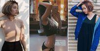 Muốn pose hình nhận được nghìn like hãy làm như cô gái này!