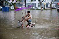 Lũ lụt làm chết 14 người tại Trung Quốc