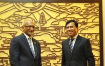 Thứ trưởng Lê Quang Hùng tiếp Trợ lý Bộ trưởng Bộ Thương mại Hoa Kỳ