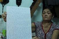 Tử tù Vũ Văn Tiến viết đơn lên Chủ tịch nước xin được sống