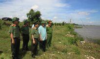 Kiểm tra công tác phòng, chống thiên tai tại Hà Nam, Nam Định, Thái Bình