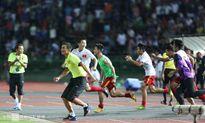 Niềm vui vỡ òa của U16 Việt Nam khi vào chung kết