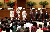 Lễ tuyên thệ đảm bảo trang trọng, chuẩn mực