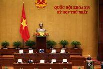 Quyết nhân sự tại kỳ họp thứ nhất, Quốc hội khóa XIV: Chọn cán bộ xứng đáng với niềm tin của nhân dân