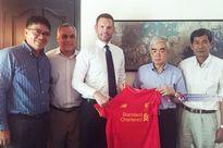Liverpool lên kế hoạch du đấu tại Việt Nam