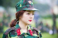 Nữ MC Truyền hình quốc phòng xinh đẹp như hot girl