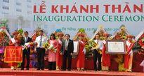 Trường ĐH Đông Á khánh thành cơ sở mới theo tiêu chuẩn trường đại học tiên tiến thế giới