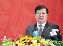 Phó Thủ tướng Trịnh Đình Dũng: Cần có 'nhạc trưởng' cho cụm cảng Cái Mép-Thị Vải