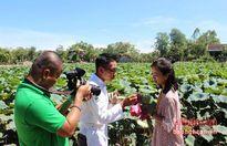 'S-Việt Nam' thực hiện ba tập phim về du lịch tại Nghệ An