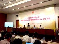 Chủ tịch Quốc hội Nguyễn Thị Kim Ngân: Tập trung giám sát các vấn đề xã hội bức xúc