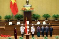Trực tiếp họp báo tân Chủ tịch QH: Sẽ chuyển sang một Quốc hội thảo luận và tranh luận