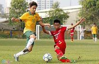 Chung kết U-16 ĐNÁ, Việt Nam - Úc: Bước cuối lên ngôi vua
