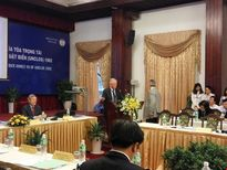 GS Carl Thayer nói về 3 mặt trận sau phán quyết biển Đông