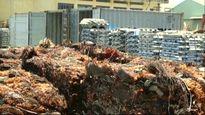 Đồng, nhôm xuất khẩu lậu dưới vỏ bọc... vải vụn tại Đà Nẵng