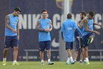 Messi cắt ngắn kỳ nghỉ sớm hội quân cùng Barcelona