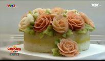 Xôi hoa lạ mắt, ngon miệng - món ăn hấp dẫn dịp lễ, tết