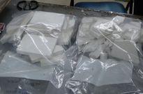 Bắt nữ Việt kiều vận chuyển gần 5 kg heroin