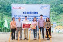 Báo Người Đưa Tin xây nhà ăn từ thiện cho học sinh dân tộc vùng cao