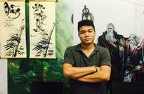 Kiếm 3 tỷ mỗi tháng từ quán nhậu phong cách kiếm hiệp ở Sài Gòn