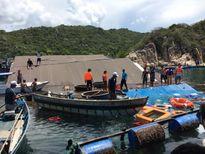 Ninh Thuận họp báo về tai nạn nghiêm trọng chìm nhà hàng nổi trên vịnh Vĩnh Hy
