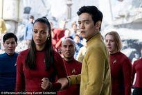 Nhân vật châu Á trong Star Trek hé lộ về nụ hôn đồng giới táo bạo