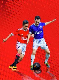Từ Kansai Paint Cup 2016 đến 'Nhà hát của những giấc mơ'