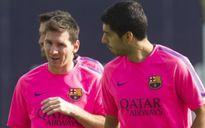 Messi bất ngờ cắt ngắn kỳ nghỉ
