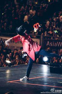 Sao Hong Kong cũng cuồng với live show của Big Bang