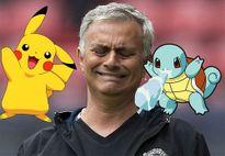 Mourinho cấm cầu thủ Man Utd chơi Pokemon Go
