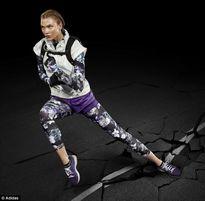 Mẫu nội y cực kỳ ấn tượng với trang phục thể thao